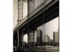 Paraván - Manhattan Bridge, New York [Room Dividers]